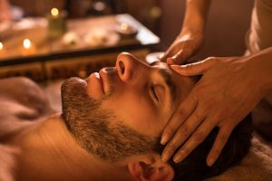 Male Body Massage Material